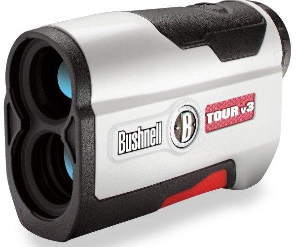 Golf: Bushnell Tour V3 Laser Entfernungsmesser - weiß @Amazon für 199,00 EURO