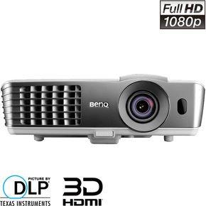 BenQ W1070 DLP 3D Beamer 619€ inkl. Versand @ NBB ab 10.00 !!!