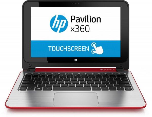 HP Pavilion 11-n071eg 29,5 cm(11,6 Zoll)Notebook(Intel Celeron N2820,2,14GHz,4GB RAM,500GB HDD,Intel HD,Win 8) für 369€ im HP Store versandkostenfrei