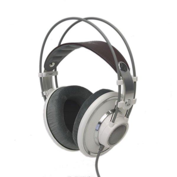 AKG K 701 Bügel-Kopfhörer; Weiß