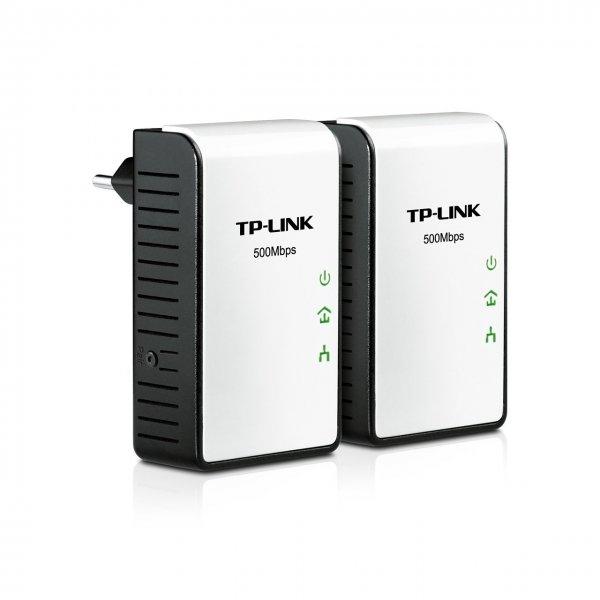 TP-Link TL-PA4030KIT AV500 Mini Powerline-Netzwerkadapter 2er Set
