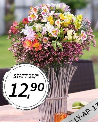 """Blumenstrauß """"Lyra"""" für 18,80€ inkl. VSK @ miflora"""