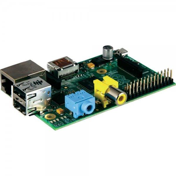 Raspberry Pi® Model B Revision 2.0 512 MB  für 29,40 (inkl. Versand)(ohne Sofortüberweisung)@Conrad