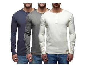Jack & Jones Langarmshirts - je 13,99€ portofrei @MP