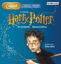 Harry Potter - Die komplette Hörbuch Edition auf mp3 CDs bei Buch.de für 44,00€