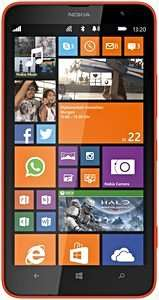 Nokia Lumia 1320 Schwarz für 235,78 € @DastroMedia