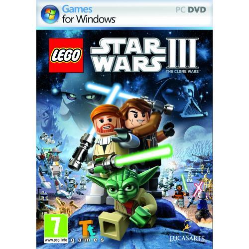 Lego Star Wars III: The Clone Wars (PC) [@cdwow.net]