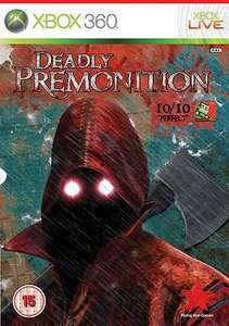 Deadly Premonition [Xbox360] für ca. 12.33€ @ zavvi