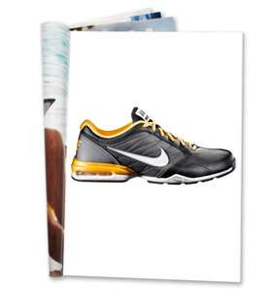 Nike Air Consolidate (Größe 44,5, schwarz) für 35,95€ @ Galeria Kaufhof
