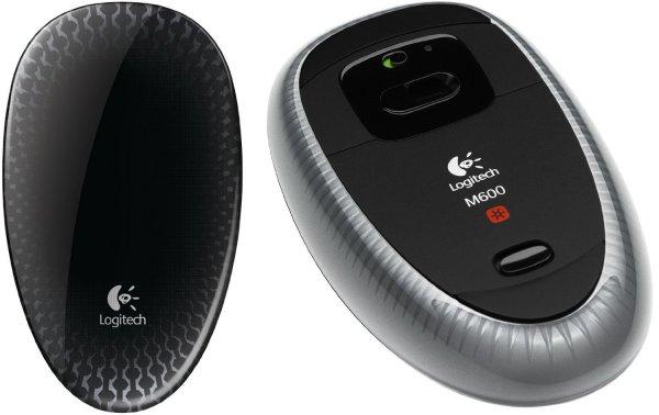 [EBAY] Logitech M600 schnurlose Touch Maus Logitech Wireless Mouse / 13,99 €