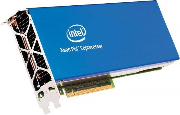 Intel Xeon Phi 7120D, 16GB GDDR5