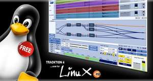 [LINUX-UBUNTU] Tracktion Music-Production-Studio Software