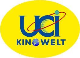 UCI Kino Tickets 5 für 27€  +  9% Cashback