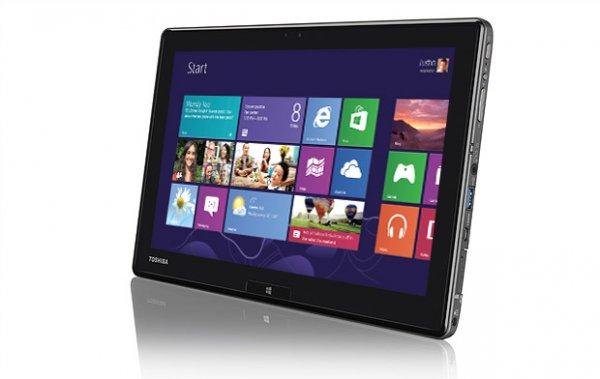 Win 8 Tablet Toshiba WT310 bei iBOOD für 505,94 € inkl. Versand statt 704,24 € bei idealo