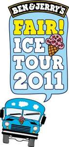 [Update] Ben & Jerry's Fair Ice Tour 2011: Gratis Eis in über 30 Städten in D, A und CH