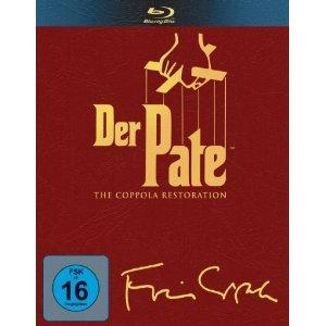 @Amazon Der Pate Trilogie - The Coppola Restoration [Blu-ray] für 25€