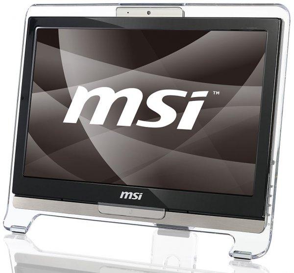 MSI All-in-One-PC Wind Top AE192 Blitzangebot Amazon Frankreich 345,90€