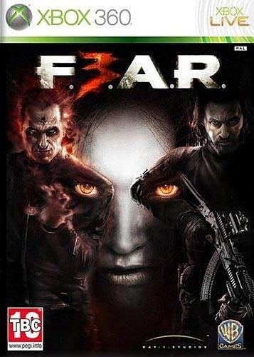 Tagesdeal: Fear 3 für XBox360 AT-Version für 6,50€