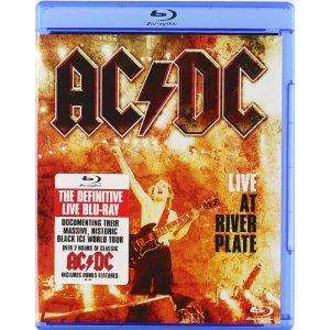 AC/DC - Live at River Plate Blu-Ray für 9,99€ bei Amazon.de