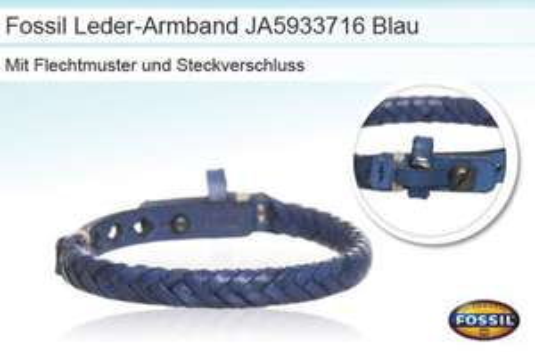Fossil Armband (JA5933716) für 16,99€