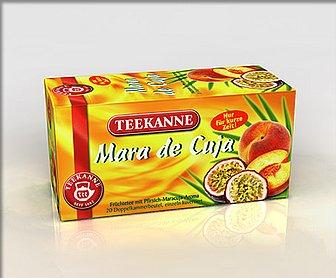 Teekanne Saison Früchte Tee  für 1.-€