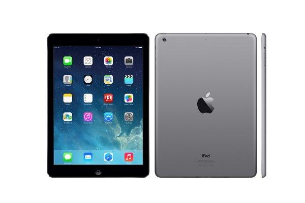 Apple iPad Air (MD785FD/A) 16GB WiFi spacegrau Neuwertig inkl. Gratis Case