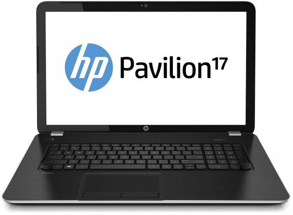 "HP Pavilion 17-e166eg für 449,00 € - 17"" Notebook mit AMD Quad-Core A8-4500M, 8 GB RAM, 750 GB HDD, Windows 8"