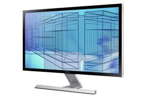 [amazon.co.uk] - Samsung U28D590P 28Zoll LCD-Monitor (16:9, 1ms Reaktionszeit) - 4K