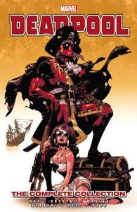 amazon marketplace - Deadpool by Daniel Way: The Complete Collection Volume 2