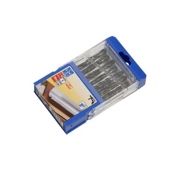Preisfehler: LUX Bohrersatz Metall HSS-R 19-teilig 1 mm - 10 mm für 2,19€