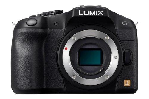 Panasonic Lumix DMC-G6 Gehäuse 359,00 € inklusive Versand (Nächster Preis: 389,00 €)