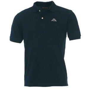 Kappa Herren Polo Shirt navy/black für 11,09€ @Amazon
