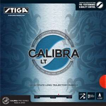TT-Belag Stiga Calibra LT 23,45 + 4€ VSK
