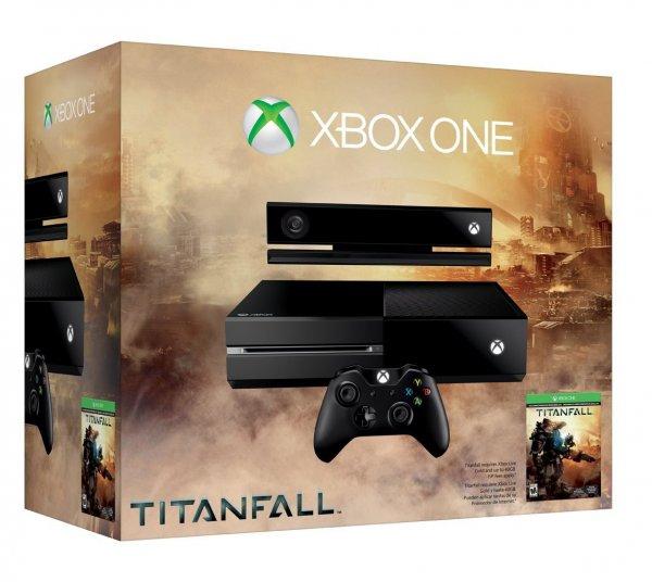 Xbox One inkl. Titanfall für 427,60€ @Amazon.co.uk
