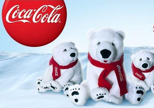 Gratis 5.000x Coca Cola Polarbären FELIX