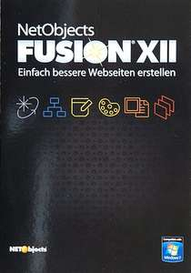NetObjects Fusion 12 (dt. Vollversion) bei PEARL