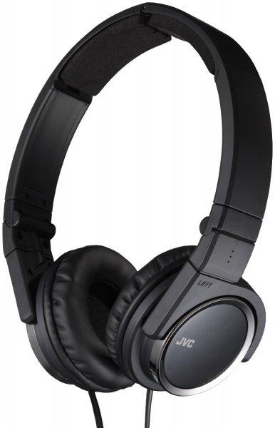 JVC HA-S400-N-E Crystal Sound-On-Ear-Kopfhörer schwarz-gold für 10€ (bei Abholung) ansonsten +1,99€ Versand @ Mediamarkt.de