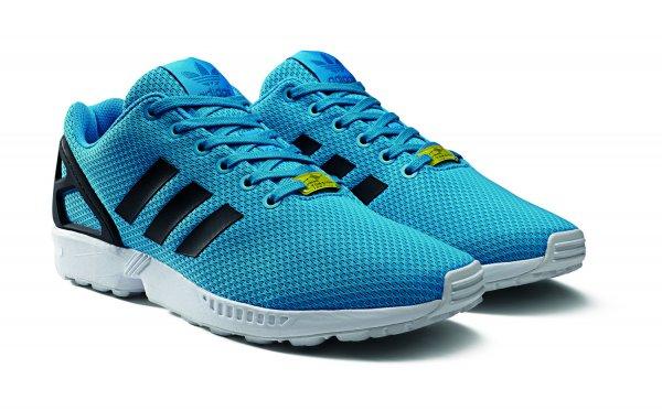Adidas Originals ZX FLUX Herren Freizeitschuhe in vielen Größen (Gr. 41-48) und 6 versch. Farben für 71,92€