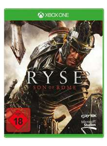 Blitzangebot: Ryse Son of Rome für 34,97€ bei Amazon