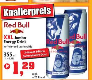 [Thomas Philipps] Red Bull 355ml Dose zzgl. Pfand