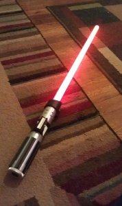 Hörst du die Macht? Star Wars Anakin - Darth Vader Farbwechsel Lichtschwert 42% Günstiger