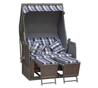 strandkorb devries fsc akazienholz strandkorb trend 55 auf versandkostenfrei 26. Black Bedroom Furniture Sets. Home Design Ideas