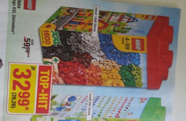 METRO   10664 Lego XXL Steinebox, 1600 Steine