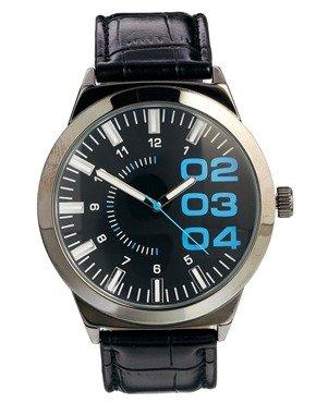 ASOS – Armbanduhr mit Zifferblatt im Sport-Design für 12€