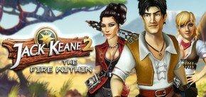 Jack Keane 2 - The Fire Within für 4,49€ @ Steam
