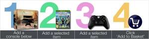 [Amazon.co.uk] Xbox One Titanfall Bundle + Game (Kincet oder Call of Duty Ghosts) oder  2. Controller