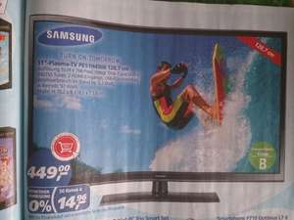 Samsung PE51H4500 bei Real (offline)