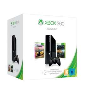 [Blitzangebote]Xbox 360 250GB (Xbox One-Design) inkl. Halo 4 und Forza Horizon @ Amazon