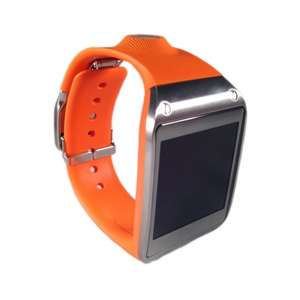 Samsung Galaxy Gear Smartwatch in Mocca Grey & Jet Orange [eBay]