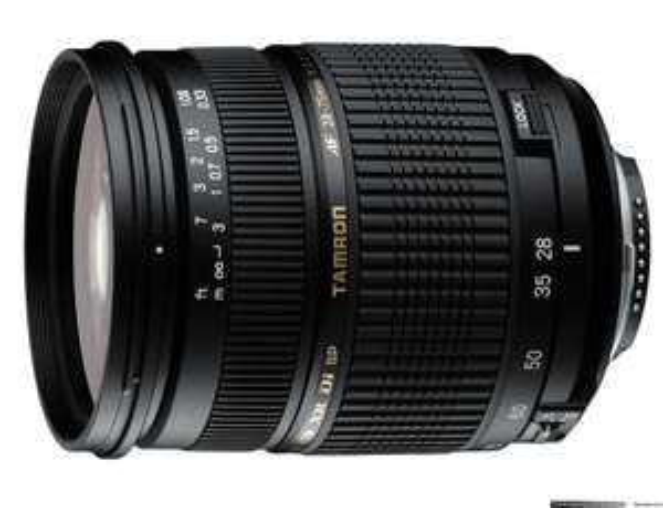 [redcoon] Tamron AF 28-75 / 2,8 XR DI für Nikon, Canon und Sony versandkostenfrei